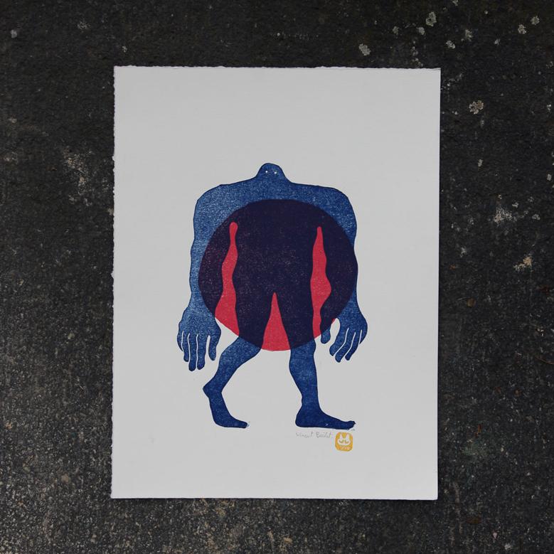 Ogre bleu